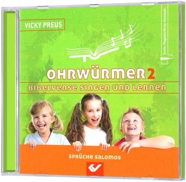 Ohrwürmer 2 - CD