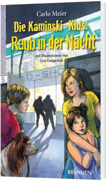 Raub in der Nacht (11) - Taschenbuch