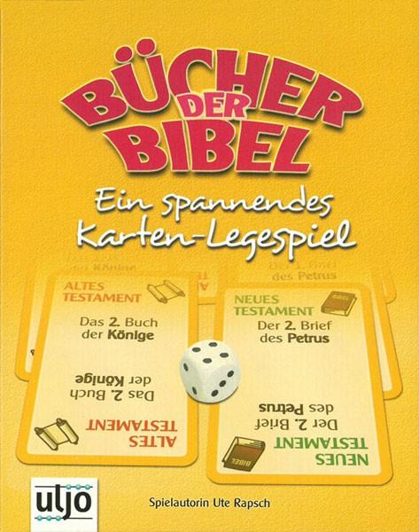 Kartenspiel ''Bücher der Bibel''