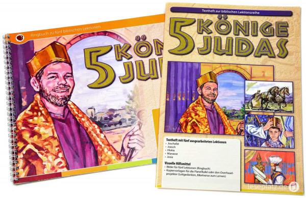 Fünf Könige Judas