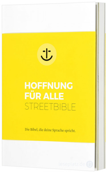 """Hoffnung für Alle """"Streetbible"""" NT mit Psalmen"""