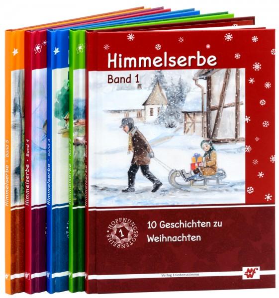 Himmelserbe - Paket (Band 1-5)