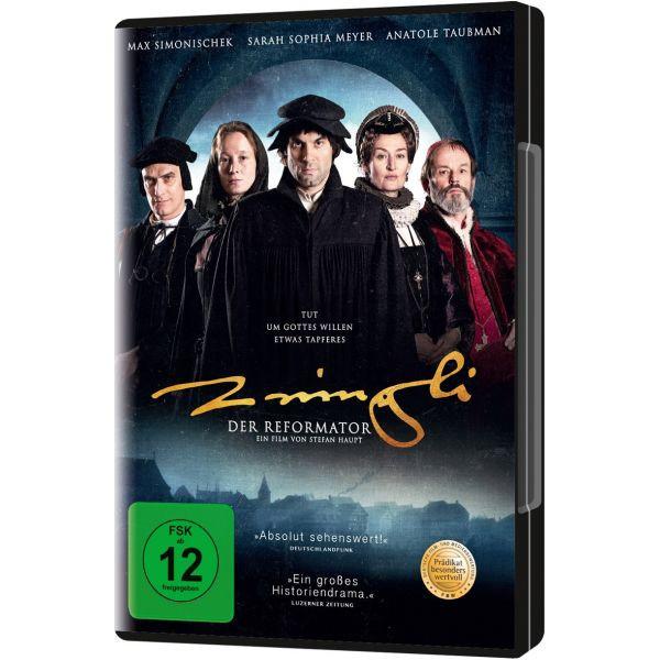 Zwingli - Der Reformator - DVD