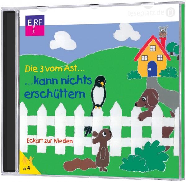 Die 3 vom Ast ... kann nichts erschüttern - CD
