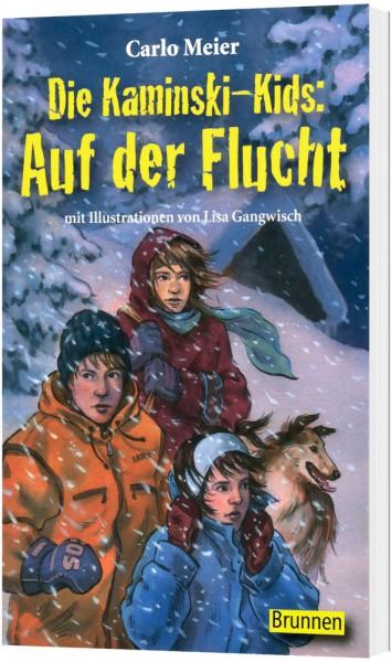 Auf der Flucht (5) - Taschenbuch