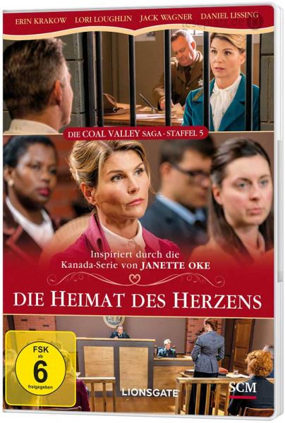 Die Heimat des Herzens - DVD (Staffel 5 / Folge 3)