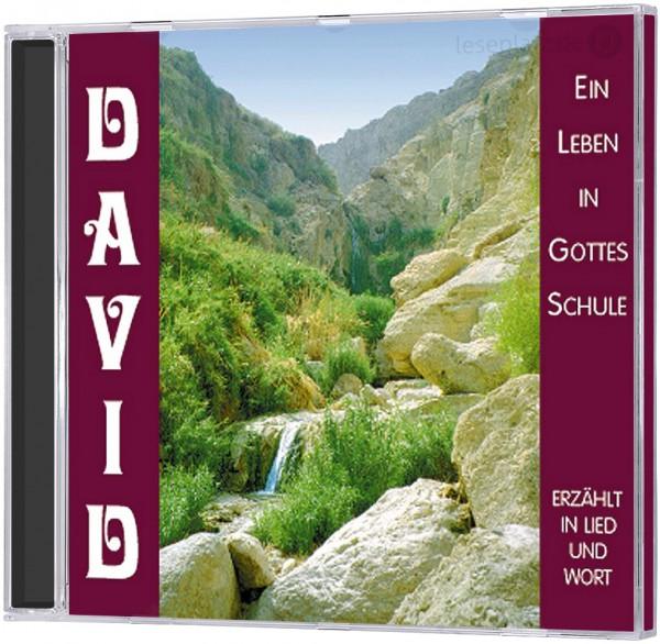 David - Ein Leben in Gottes Schule (CD)