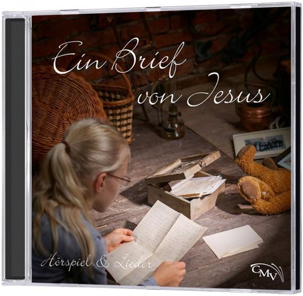 Ein Brief von Jesus - CD
