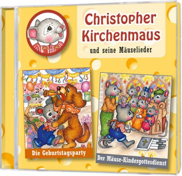 Christopher Kirchenmaus und seine Mäuselieder (9) - DCD