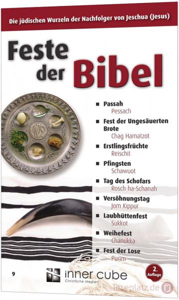 Feste der Bibel - Leporello 9