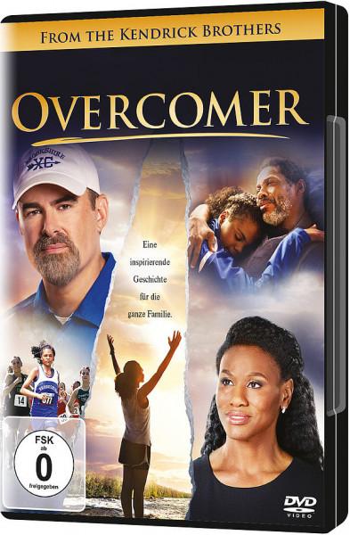 Overcomer - DVD