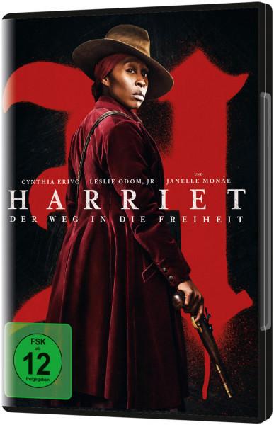 Harriet - DVD