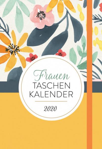 Frauen Taschen Kalender 2020 - Ornamentausgabe