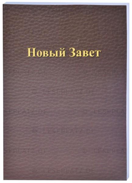 Neues Testament russisch - Großdruck