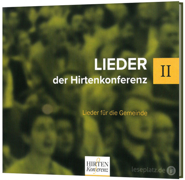 Lieder der Hirtenkonferenz II - CD