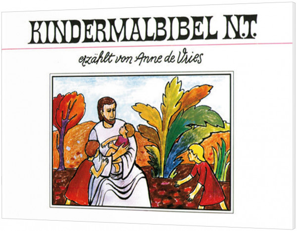 Kindermalbibel NT