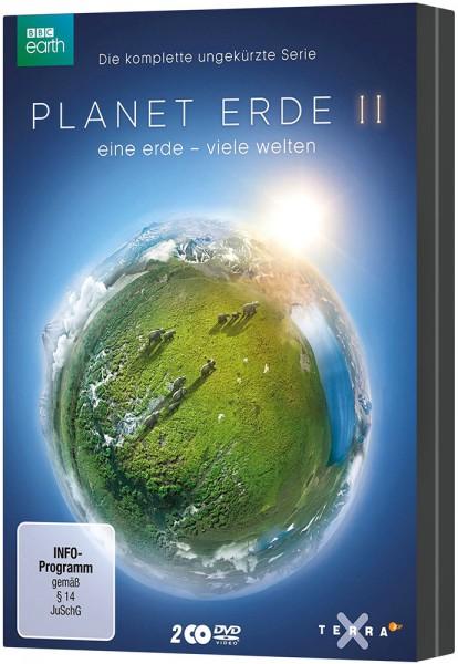 Planet Erde II - Eine Erde-viele Welten (2 DVDs)