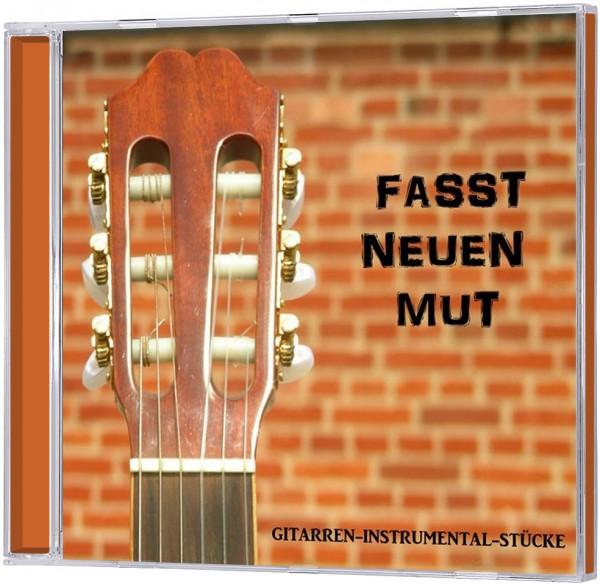 Fasst neuen Mut - CD Instrumental