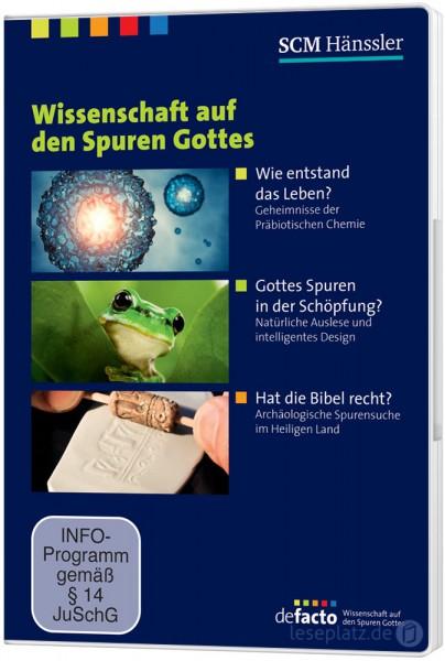 Wissenschaft auf den Spuren Gottes (1) - DVD