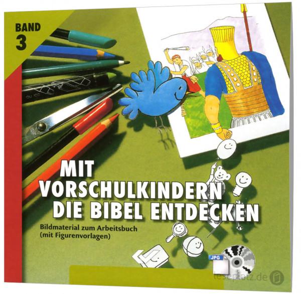 Mit Vorschulkindern die Bibel entdecken 3 - CD-ROM