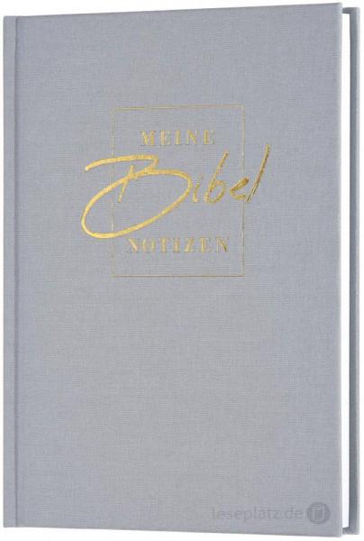 Meine BibelNotizen - Leinenausgabe