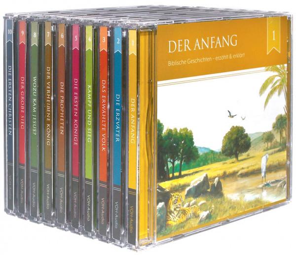 Biblische Geschichten - CD-Paket