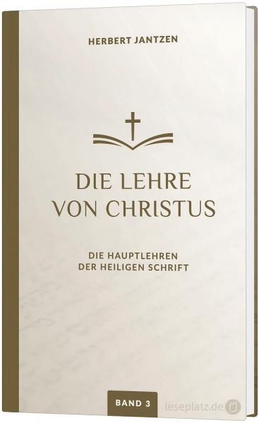Die Lehre von Christus