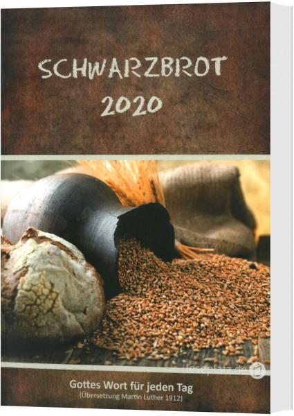 Schwarzbrot 2020