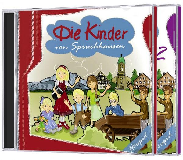 """""""Die Kinder von Spruchhausen"""" - CD-Set"""