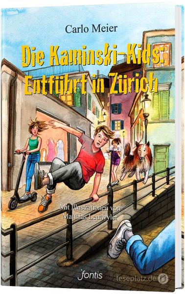 Entführt in Zürich (20) - Hardcover