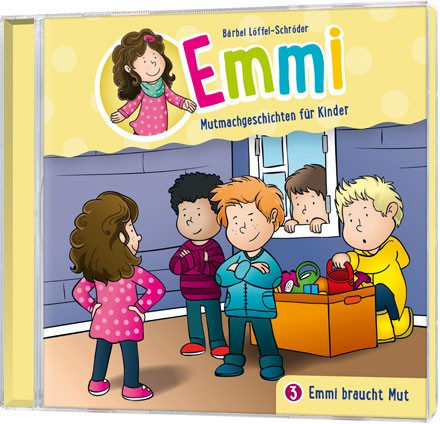 Emmi CD - Emmi braucht Mut (3)