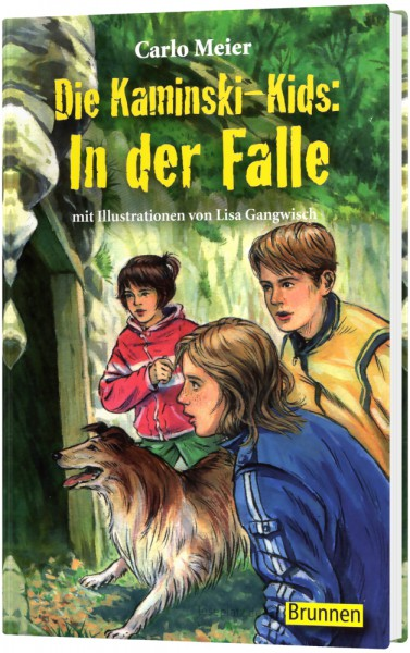 In der Falle (6) - Hardcover
