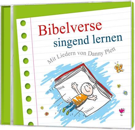 Bibelverse singend lernen - CD