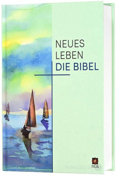 """Neues Leben. Die Bibel - Standardausgabe """"Motiv Aquarell"""""""