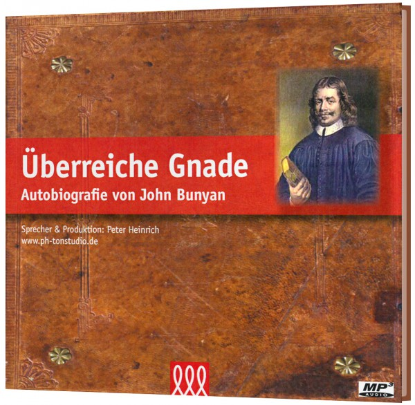 Überreiche Gnade - Hörbuch (MP3-CD)