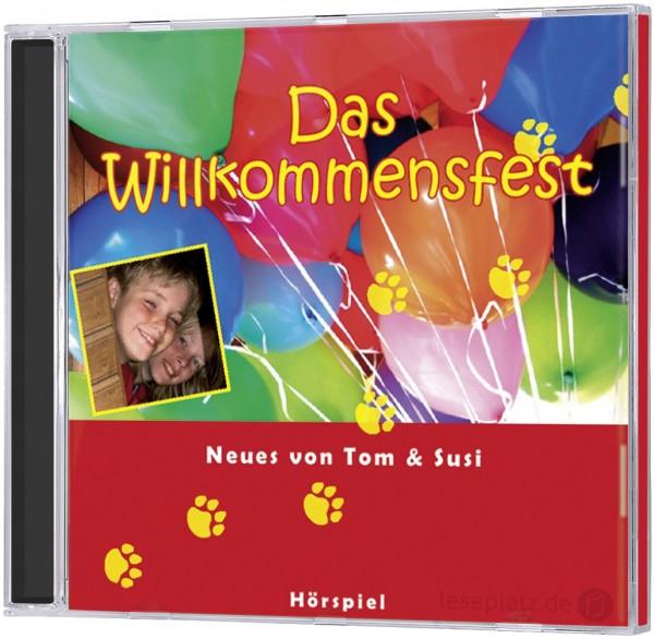 Das Willkommensfest - CD