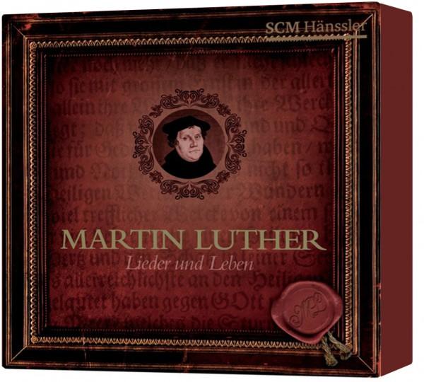 Martin Luther - Lieder und Leben
