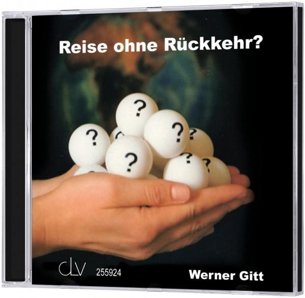 Reise ohne Rückkehr? - CD