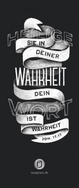 """Lesezeichen """"Wahrheit"""""""