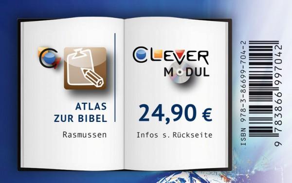 """CLeVer-Keycard """"Historisch-geographischer Atlas zur Bibel"""""""