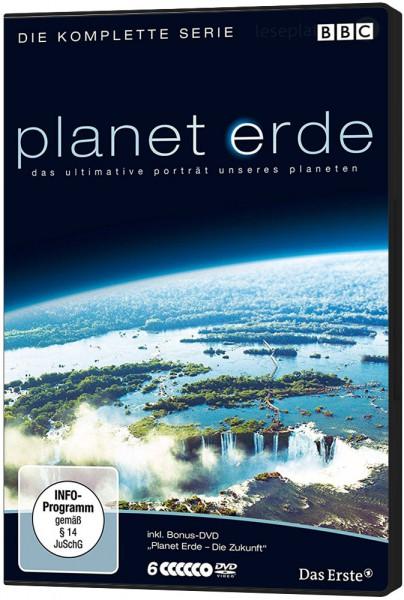 Planet Erde I - Die komplette Serie (6 DVDs)