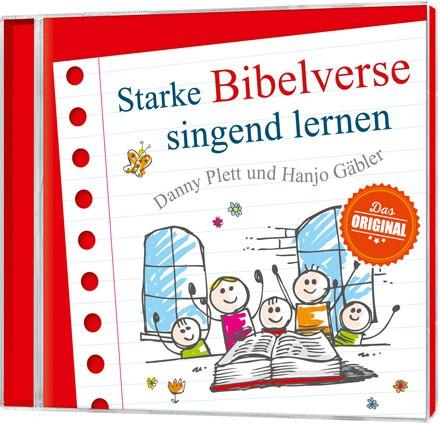 Starke Bibelverse singend lernen - CD