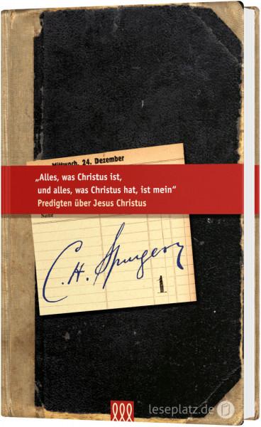 Predigten über Jesus Christus (1)