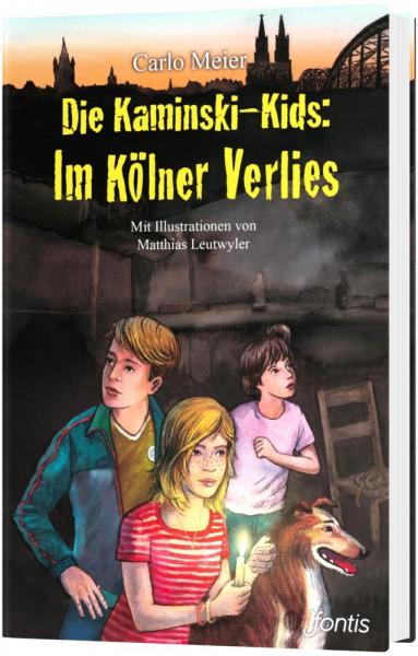 Im Kölner Verlies (15) - Hardcover