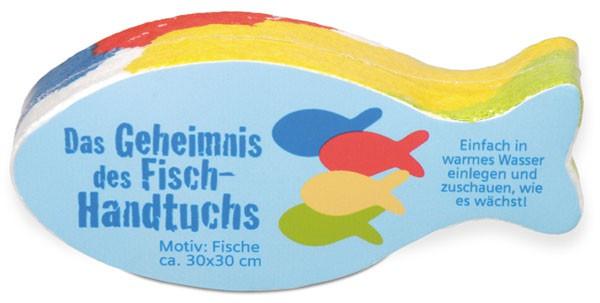 """Handtuch """"Fisch"""""""
