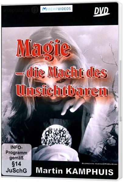 Magie –- die Macht des Unsichtbaren - DVD