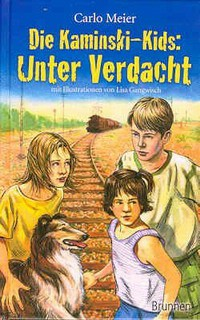 Unter Verdacht (4) - Hardcover