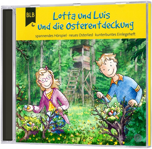 Lotta und Luis und die Osterentdeckung - CD