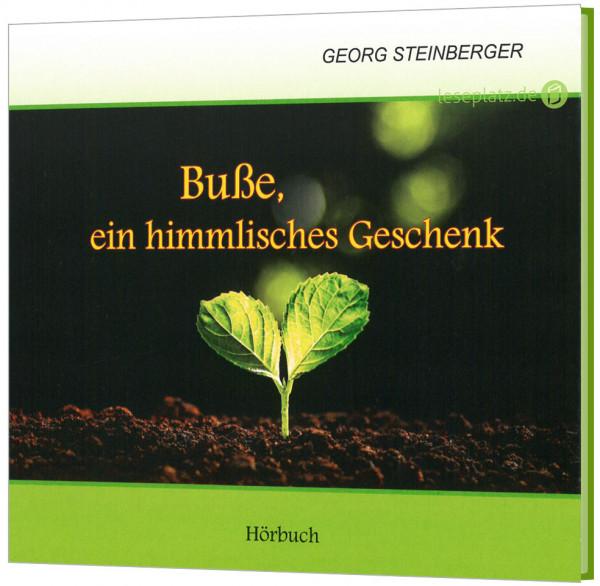 Buße, ein himmlisches Geschenk - CD