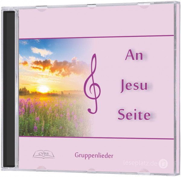 An Jesu Seite - CD